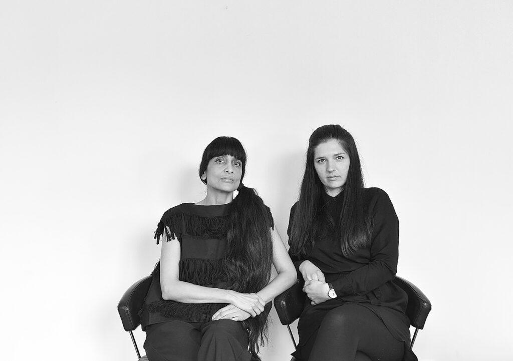 "Arjumand ""Aje"" Carlstein & Lina Gasparaviciute"